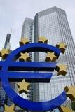 planlägg också blom- den min galleriillustrationen för euroen ser teckenteckenvektorn Royaltyfri Bild