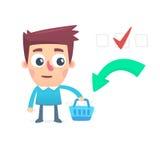 Planned consumer basket