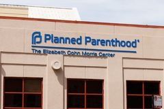 Chicago - Circa May 2018: Planned Parenthood Location. Planned Parenthood Provides Reproductive Health Services in the US II. Planned Parenthood Location stock photo