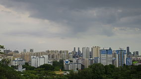 Planned Public Housing Apartments in Singapore Royalty Free Stock Images