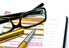 Planner Stock Photo