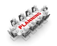 Planning stock illustratie