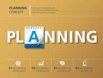 planning Stock Afbeeldingen