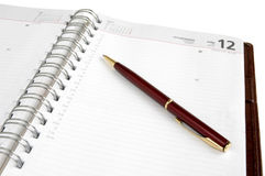 Planning Stock Afbeelding