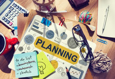 Planning Strategy Global Business Data Concept Stock Photos