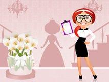 Planning Wedding Royalty Free Stock Image