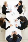 Planning work Royalty Free Stock Photo