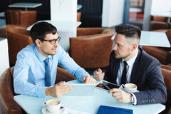 Planning work Royalty Free Stock Image