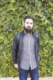 Plano όλο ένας όμορφος νεαρός άνδρας Στοκ φωτογραφία με δικαίωμα ελεύθερης χρήσης
