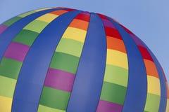 Plano ballong Royaltyfri Fotografi