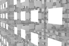 Plano da abstração Foto de Stock
