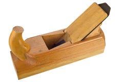 Plano de madeira velho Imagem de Stock Royalty Free