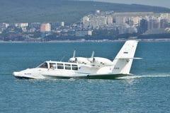 Plano de mar de Beriev Be-103 Fotografia de Stock