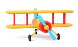 Plano do brinquedo Imagem de Stock