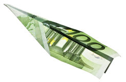 Plano do dinheiro Fotografia de Stock