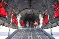 Plano militar espartano de Alenia Aermacchi C-27J Foto de archivo