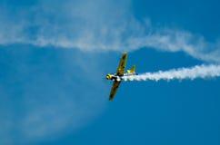 Planos acrobáticos Fotos de archivo