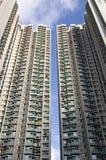 Planos de Hong-Kong Imagen de archivo libre de regalías
