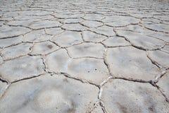 Planos de la sal Imagen de archivo libre de regalías
