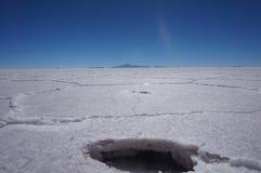Planos de sal de Uyuni Foto de Stock Royalty Free
