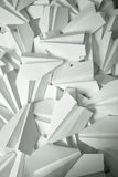 Planos del Libro Blanco Fotografía de archivo