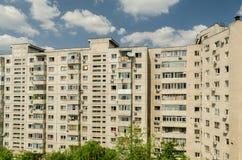 Planos do apartamento Imagens de Stock Royalty Free
