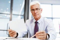 Planos novos e decisões novas Fotografia de Stock Royalty Free