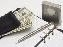 planować wydatki Obraz Stock