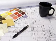 Plans Photographie stock libre de droits