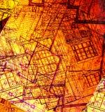 Plans abstraits Photo libre de droits