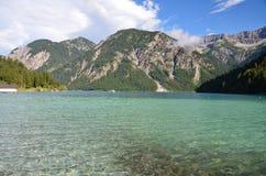 Plansee, λίμνη Αυστριακός 4 Στοκ Εικόνες
