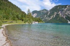 Plansee, λίμνη Αυστριακός 6 Στοκ εικόνα με δικαίωμα ελεύθερης χρήσης