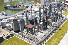 Plant Industrial Industry Factory Mini Tiny Stock Photos