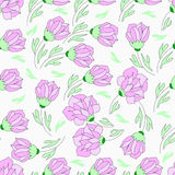 Plant pattern Stock Images