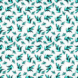 Plant pattern Royalty Free Stock Photo
