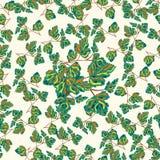 Plant pattern Stock Photo