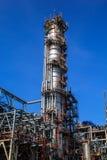 Plant Petroleum Stock Image