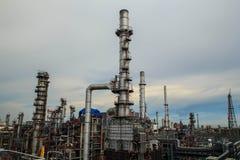 Plant Petroleum Royalty Free Stock Photo