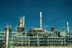 Plant Petroleum Royalty Free Stock Photography