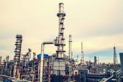 Plant Petroleum Stock Photos