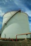 Plant Petroleum Stock Photo