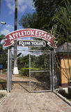 Plant on production of Appleton rum on october 29, 2011 in Jamaica Stock Photos