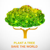 Plant a tree Royalty Free Stock Images