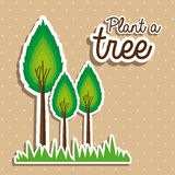 Plant a tree Royalty Free Stock Photo