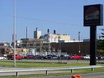 Planta automotriz en Anderson, Indiana Fotografía de archivo libre de regalías