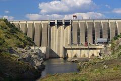 Planta das energias hidráulicas   Imagens de Stock