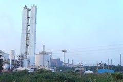 Planta de aço de Bhilai, Bhilai Chhattishgarh Imagem de Stock Royalty Free