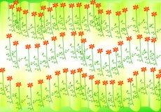 Planta de la flor libre illustration