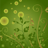 Planta de la hoja libre illustration