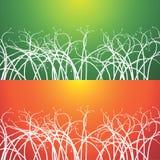 Planta de la magia del vector Fotos de archivo libres de regalías
